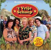 Cover Soundtrack - 't Vrije Schaep, met de 5 pooten