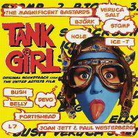 Cover Soundtrack - Tank Girl