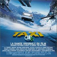 Cover Soundtrack - Taxi 3