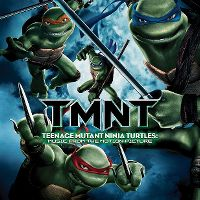 Cover Soundtrack - Teenage Mutant Ninja Turtles