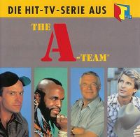 Cover Soundtrack - The A-Team
