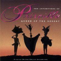 Cover Soundtrack - The Adventures Of Priscilla - Queen Of The Desert
