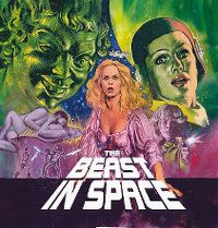 Cover Soundtrack - The Beast In Space