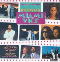 Cover Soundtrack - The Best Of Miami Vice