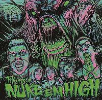 Cover Soundtrack - The Class Of Nuke 'Em High