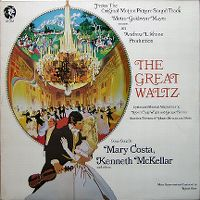 Cover Soundtrack - The Great Waltz