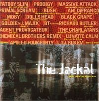 Cover Soundtrack - The Jackal