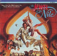 Cover Soundtrack - The Jewel Of The Nile