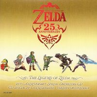 Cover Soundtrack - The Legend Of Zelda - 25th Anniversary Special Orchestra CD
