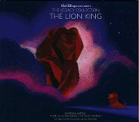 Cover Soundtrack - The Lion King - The Legacy Collection