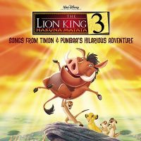 Cover Soundtrack - The Lion King 3