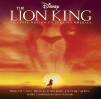 Cover Soundtrack - The Lion King
