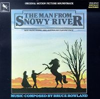Cover Soundtrack - The Man From Snowy River Soundtrack