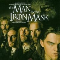 Cover Soundtrack - The Man In The Iron Mask