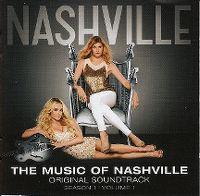 Cover Soundtrack - The Music Of Nashville - Season 1 Volume 1