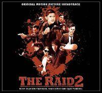 Cover Soundtrack - The Raid 2