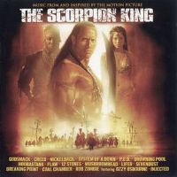 Cover Soundtrack - The Scorpion King