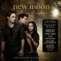 Cover Soundtrack - The Twilight Saga: New Moon