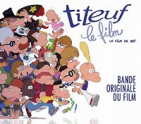 Cover Soundtrack - Titeuf - le film