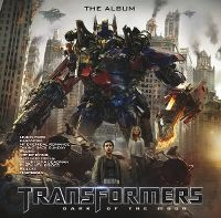 Cover Soundtrack - Transformers - Dark Of The Moon