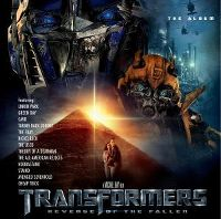 Cover Soundtrack - Transformers - Revenge Of The Fallen