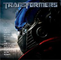 Cover Soundtrack - Transformers