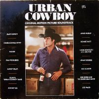 Cover Soundtrack - Urban Cowboy