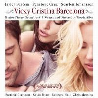 Cover Soundtrack - Vicky Cristina Barcelona
