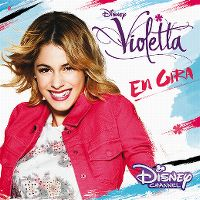 Cover Soundtrack - Violetta - En gira