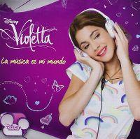 Cover Soundtrack - Violetta - La música es mi mundo