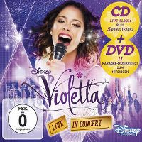 Cover Soundtrack - Violetta - Live In Concert