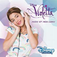 Cover Soundtrack - Violetta - Musik ist mein Leben