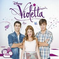 Cover Soundtrack - Violetta
