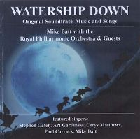 Cover Soundtrack - Watership Down 2000