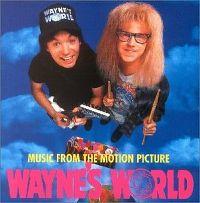 Cover Soundtrack - Wayne's World