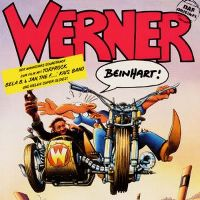 Cover Soundtrack - Werner - Beinhart!