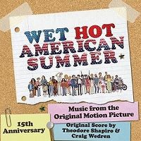 Cover Soundtrack - Wet Hot American Summer