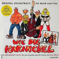 Cover Soundtrack - Wie die Karnickel