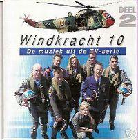 Cover Soundtrack - Windkracht 10 - De muziek uit de TV-serie deel 2