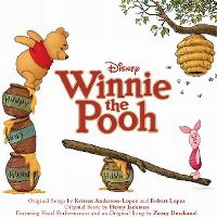 Cover Soundtrack - Winnie The Pooh