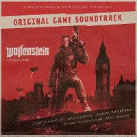 Cover Soundtrack - Wolfenstein - The New Colossus