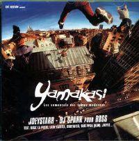 Cover Soundtrack - Yamakasi les samourais des temps modernes