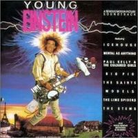 Cover Soundtrack - Young Einstein