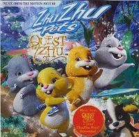 Cover Soundtrack - Zhu Zhu Pets - Quest For Zhu