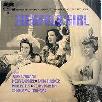 Cover Soundtrack - Ziegfeld Girl