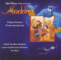 Cover Soundtrack / Alan Menken - Aladdin