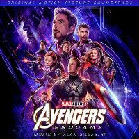 Cover Soundtrack / Alan Silvestri - Avengers - Endgame