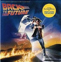 Cover Soundtrack / Alan Silvestri - Back To The Future