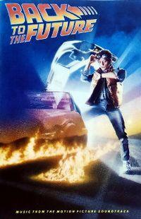Cover Soundtrack / Alan Silvestri - Back To The Future