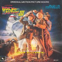 Cover Soundtrack / Alan Silvestri - Back To The Future III